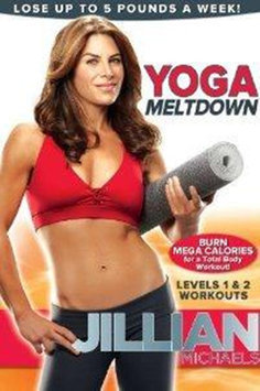 Lions Gate Entertainment Gaiam Jillian Michaels Yoga Meltdown