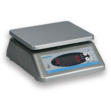Salter Brecknell C3235 Checkweighing Washdown Stainless Steel Bench Scale 6lb
