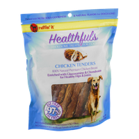 Ruffin' It Healthfuls Wholesome Treats for Dogs Chicken Tenders