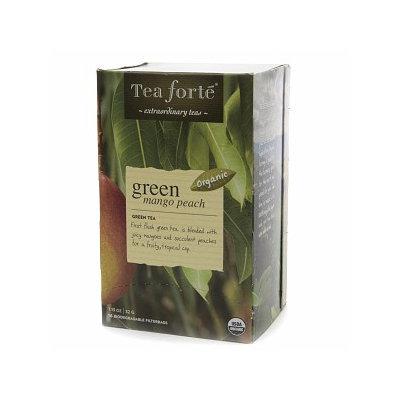 Tea Forte Organic Green Tea