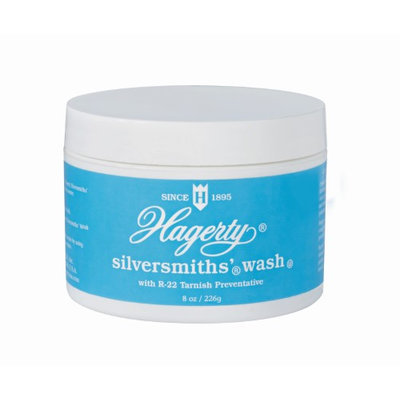 Hagerty Jewelry Cleaners 8 oz. Silver Wash 12070
