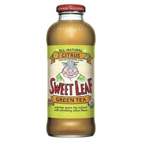 SweetLeaf Sweet Leaf Tea 16oz Citrus