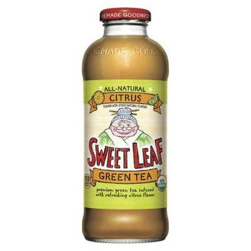 SweetLeaf Sweet Leaf Tea 16oz Citrus