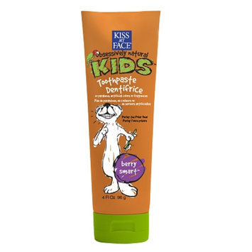 Kiss My Face Kids Toothpaste without Fluoride