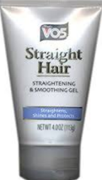 Alberto VO5® Straight Hair Cream For Curly or Wavy Hair