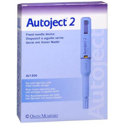 Owen Mumford Insulin Injectors and Syringes Autoject II Syringe