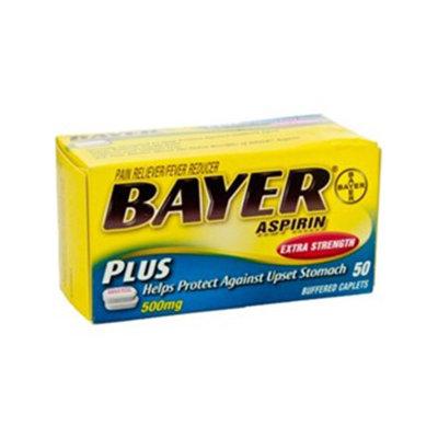 Bayer Extra Strength Plus Caplets 500 mg