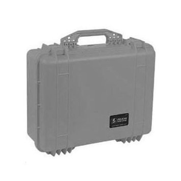 Pelican 1520 Watertight Hard Case with Dividers - Silver (Gray)