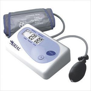 Medquip Full Automatic Upper Arm Blood Pressure Monitor