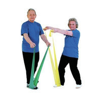 Theraband Thera-Band Latex Free Exercise Bands - 25 Yards