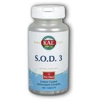 Kal S.O.D. 3 - 250 mg - 100 Tablets