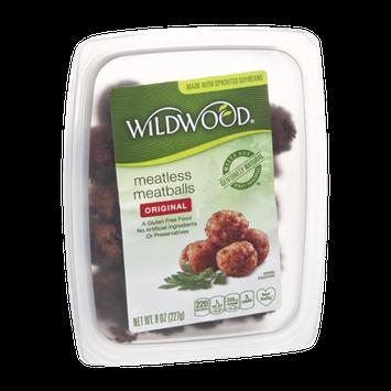 Wildwood Original Meatless Meatballs