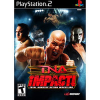 Midway TNA Impact! - Pre-Played