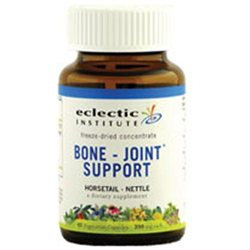 Eclectic Institute Bone-Joint Support - 390 mg - 45 Vegetarian Capsules