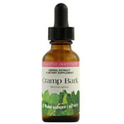 Eclectic Institute Inc Cramp Bark 2 Oz With Alcohol