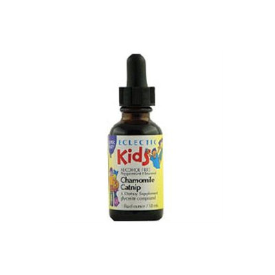 Eclectic Institute Inc Chamomile Catnip Peppermint Kid Kid