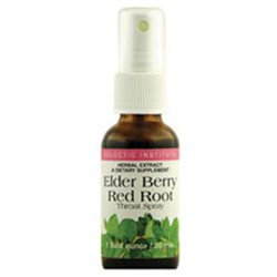 Eclectic Institute Inc Elderberry Red Root Spray 1 Oz