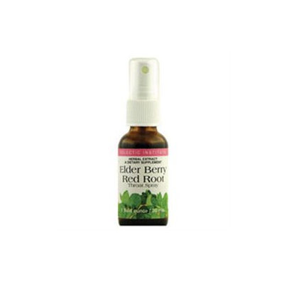Eclectic Institute Inc Elderberry Red Root Spray 1 Oz