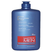 Matrix Men Power Styling Shampoo 13.5 oz