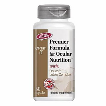 Optim 3 Premier Formula for Ocular Nutrition (50 caps)