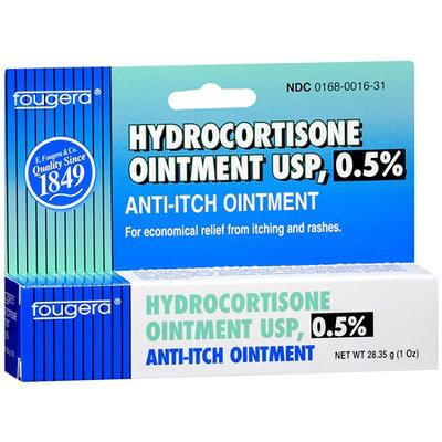 Hydrocortisone 0.5 % Anti-Itch Ointment OTC by Fougera - 1 oz