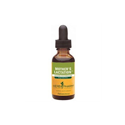 Herb Pharm - Mother's Lactation Tonic Compound - 1 oz.