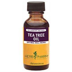 Herb Pharm Tea Tree Oil 4 Oz