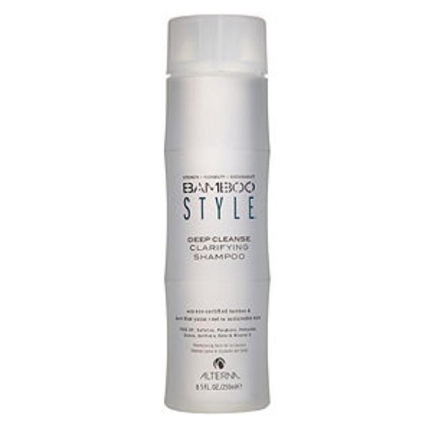 ALTERNA BAMBOO Style Deep Cleanse Clarifying Shampoo