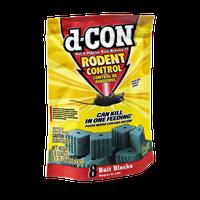 D-Con Rait & Mouse Bait Blocks II Rodent Control - 8 CT