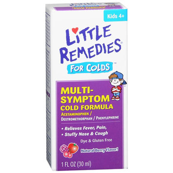 Little Colds Drops Little Colds Multi-Symptom Cold Formula, 1 fl oz