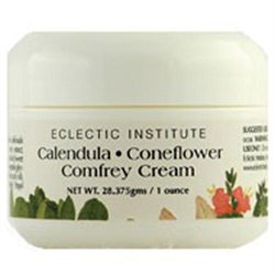 Eclectic Institute Calendula/Comfrey/Coneflowe - 1 Ounces Cream - Other Homeopathics
