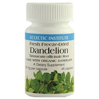 Eclectic Institute Inc Dandelion Root 90 Caps