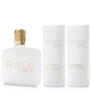 Jay-z Gold Jay Z Gift Set