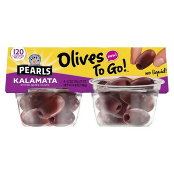 Musco Family Olive Co. Pearls Kalamata Olives to Go 4 ct