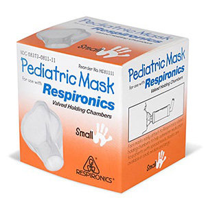 Optichamber ; Respironic Respironic Optichamber Mask - Small Pediatric, 1 ea