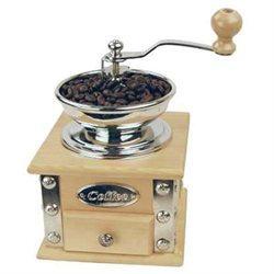 Fox Run Craftsmen Coffee Grinder - Natural