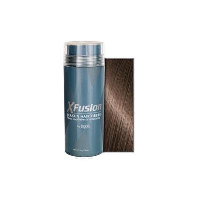 X Fusion Light Brown .87 Oz XFusion Light Brown Hair Building Fibers