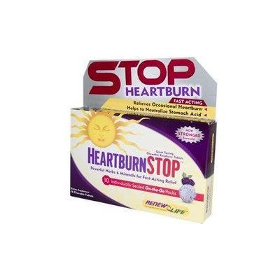 HeartburnStop Renew Life 10 Tabs