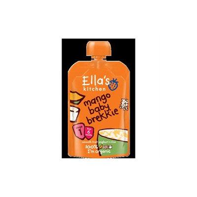 Ella's Kitchen Mango Baby Brekkie 3.5 oz (7 pack)