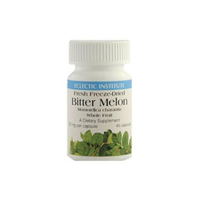Eclectic Institute Bitter Melon Freeze-Dried 200 MG - 45 Capsules - Other Herbs