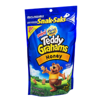 Nabisco Teddy Grahams Mini Honey Maid Graham Snacks Honey