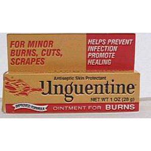 Unguentine Antiseptic Skin Protectant Ointment