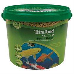 Tetra Pond Sticks Floating Fish Food 2.53-pound