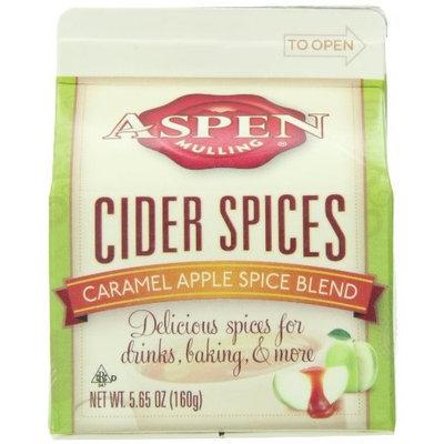Aspen Mulling Spice Blend, Caramel Apple, 5.65-Ounce Cartons (Pack of 9)