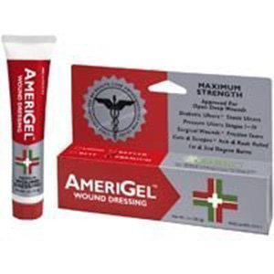 Amerigel Hydrogel Wound Dressing, 1 oz