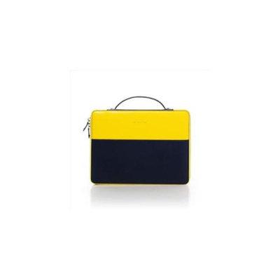 Devieta 1010300007 CoCo iPad Carry Bag - Blue-Yellow