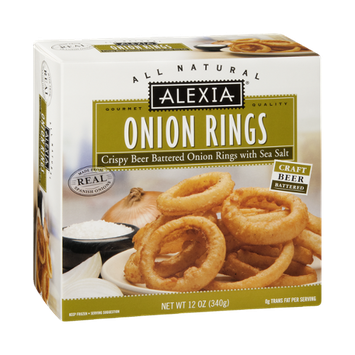 Alexia All Natural Onion Rings