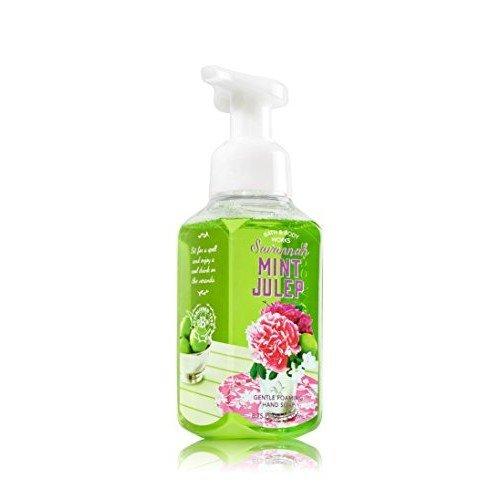 Bath & Body Works Anti-bacterial Gentle Foaming Hand Soap Savannah Mint Julep 8.75oz
