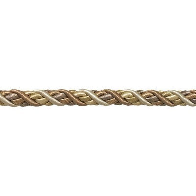 DecoPro Baroque Collection Trims Large Beige Multi Tone Baroque Collection 7/16