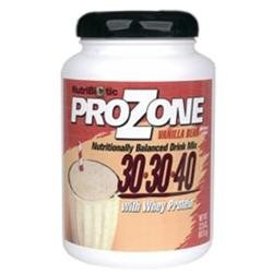 NutriBiotic Prozone Drink Mix Vanilla Bean - 24.2 oz